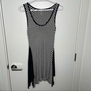 🎁4/20$🎁 boutique brand striped yoga dress